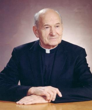 Father George Wierzalis