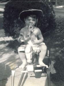 Gunslinger Drew, 1961
