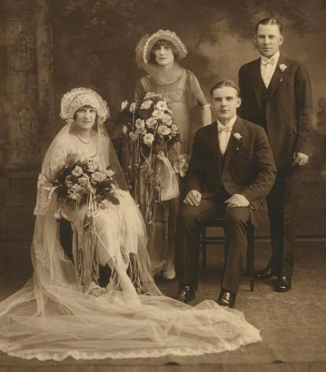 A Philadelphia Marriage, 1926
