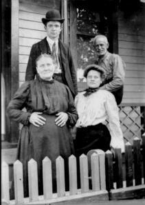 Przytula Family, Detroit c. 1908