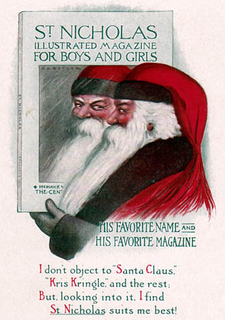 1914 St. Nicholas Magazine Calendar, St Nicholas Center Collection