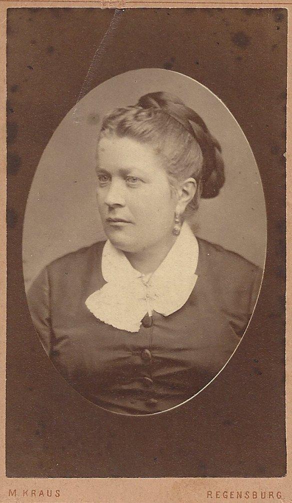 Ursula Dallmayr Bergmeister Götz (1846-1911)